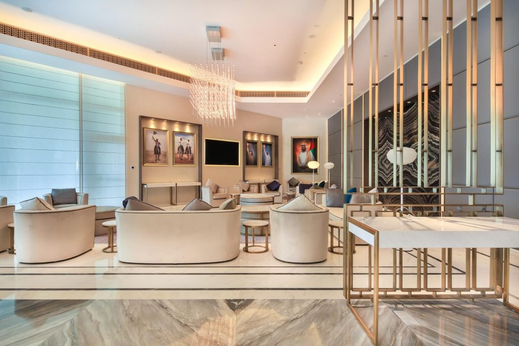Meydan Hotel & Grandstand Renovations