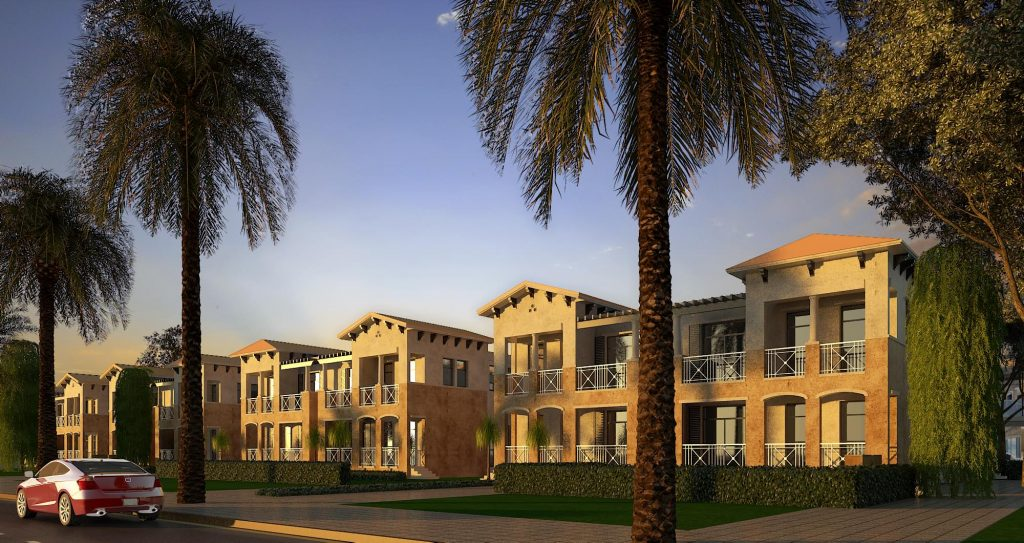 Shams Ar Riyadh - Residential Gated Community