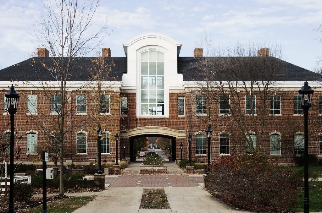 Gertsacker Science Hall